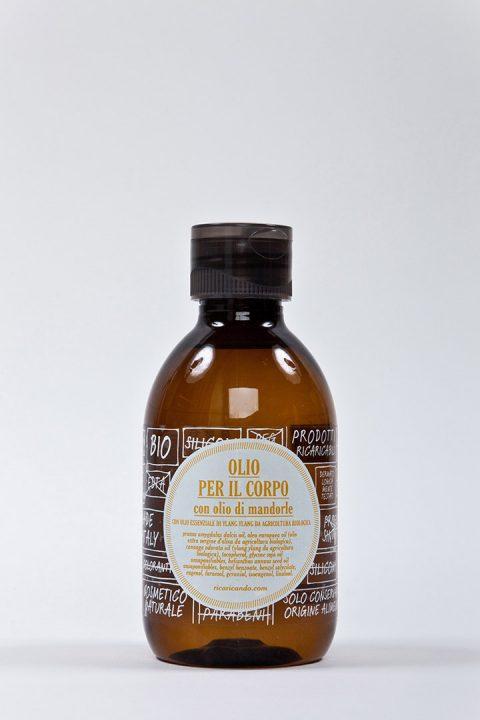 Ricaricando - Olio per il corpo con olio di mandorle