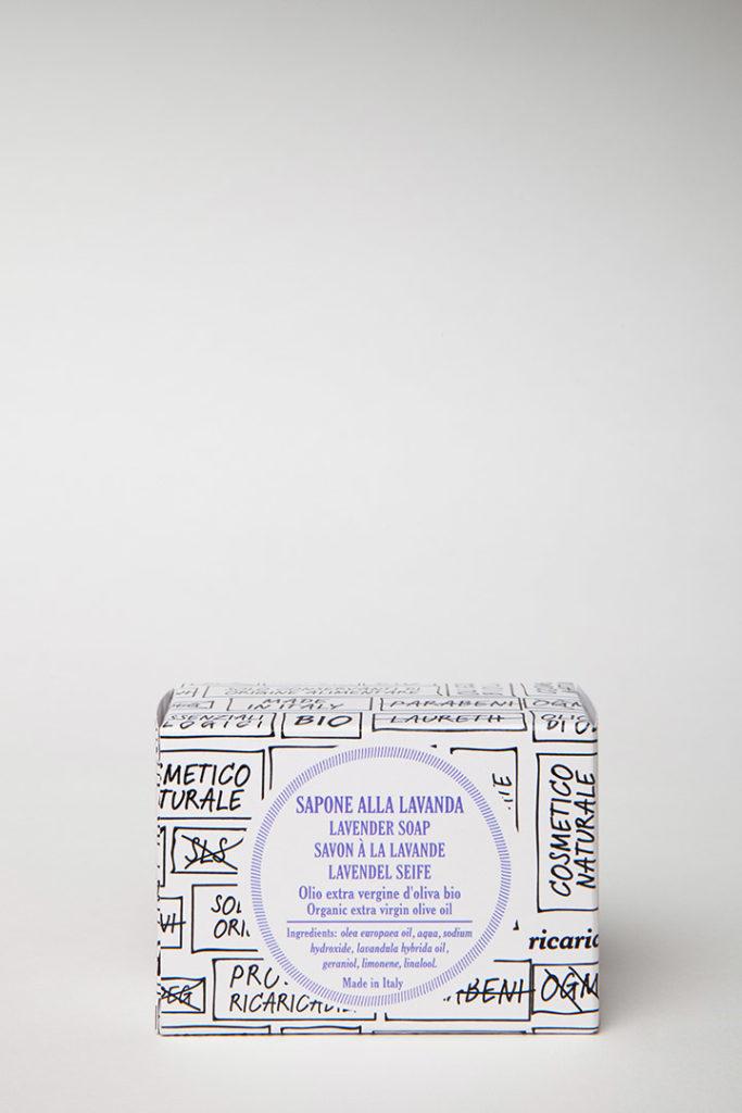 Ricaricando - Lavander soap