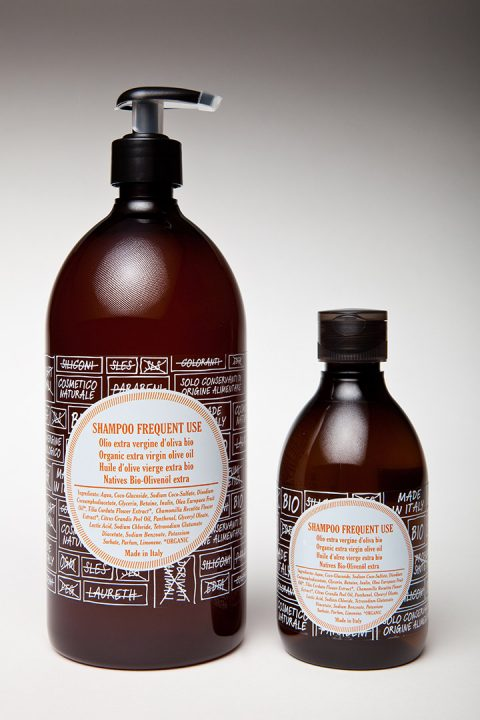 ricaricando shampoo uso frequente